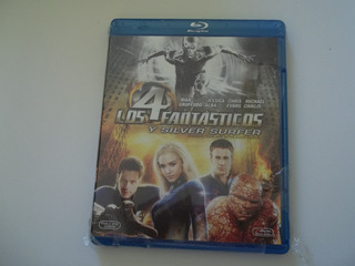 Peliculas Blueray Bluray Blue-ray Los 4 Fantasticos