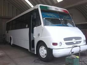 Autobus Urbano 1999 Eurocar 41 Asientos Altos Tela Super