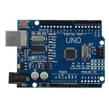 Arduino Uno R3 Atmega328 Smd Com Cabo- Na Ponto Da Eletrônic