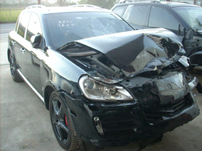 Porsche Cayenne 2008 (sucata Vendida Em Peças)
