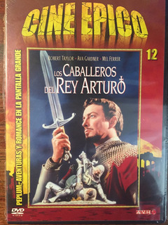Dvd Caballeros Del Rey Arturo / Knights Of The Round Table