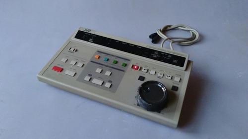 Control De Edición Jvc Unit Rm - G-800-u Pal
