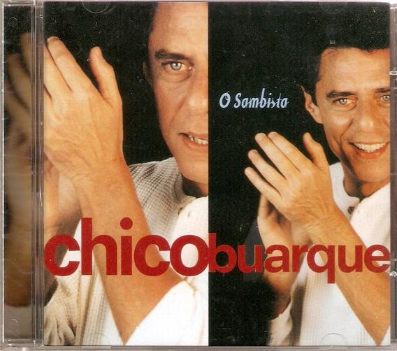 Cd Chico Buarque - O Sambista - Novo***