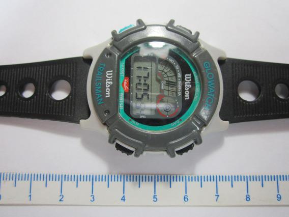 Relógio Esportivo Wilson - Item Vintage