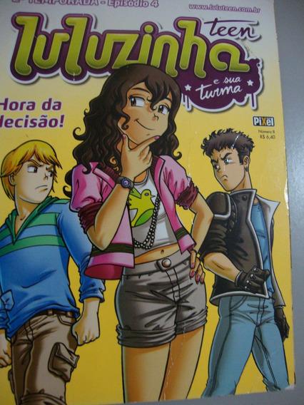Revista Luluzinha E Sua Turma - Hora Da Decisão !