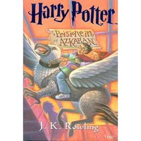 Livro Harry Potter E O Prisioneiro De Azkaban - Rocco