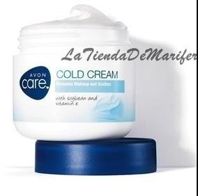 Cold Cream Crema Facial Desmaquillante Avon Care