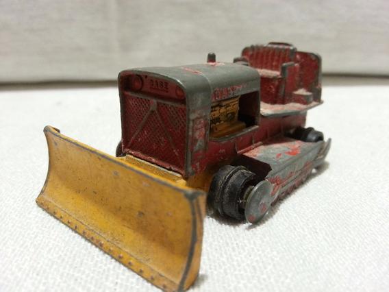 Matchbox- Tractor - Class Combine - Mercedes Y Mas