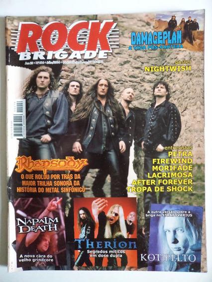 Revista Rock Brigade Ano 23 - N 216