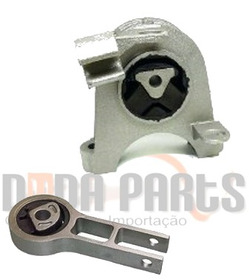 Calço Coxim Direito Motor E Inferior Câmbio Fiat Stilo 1.8