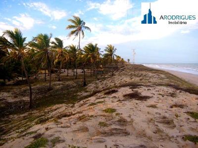 Terreno Ótimo Para Investimento Residencial, Pousadas Ou Hoteleiro Com Vista Pro Mar - Te00050