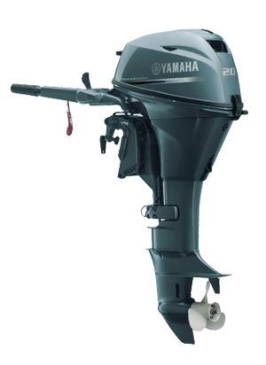Mp Yamaha 20 Hp Bmhs 2021
