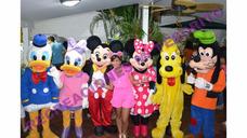 Alquiler De Hermosos Muñecotes Club House Mickey