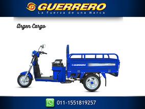 Motocarga Guerrero 110