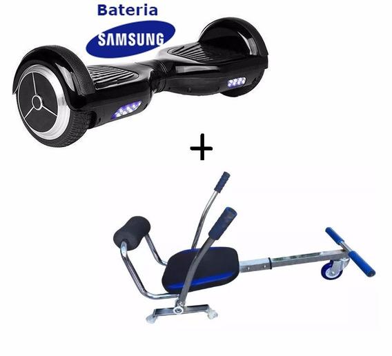 Super Hoverboard Skate Smart Balance + Kart N. Fiscal + Dsr