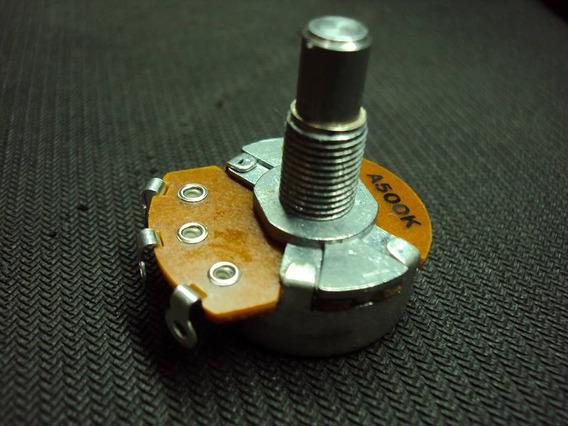 Potenciômetro Tone Gauge 500ka - 24-18