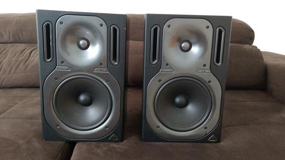 2 Monitores De Estúdio Behringer _ Aceito Propostas