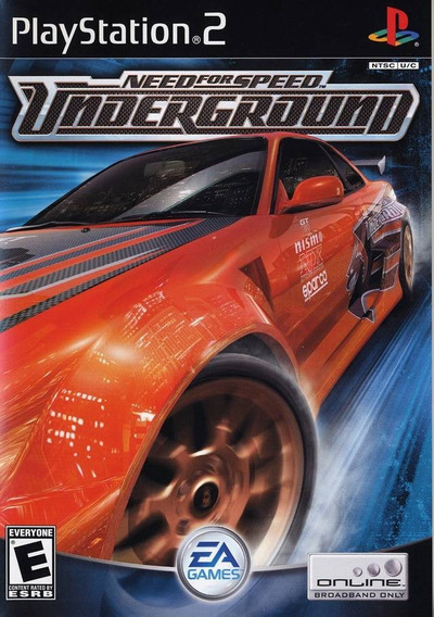 Patch Need For Speed Underground Ps2