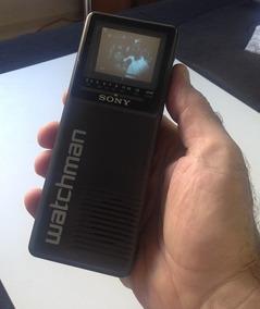 Sony Watchman Fd2a - Tv De Mão (preto-e-branco)
