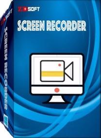 Zd Soft Screen Recorder 9.1 - Grava Tela Do Pc / Computador