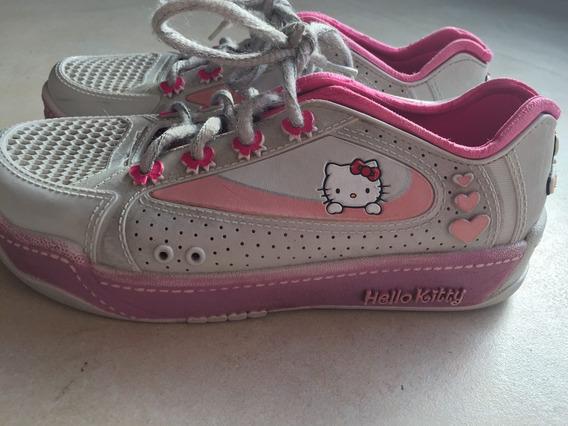 Zapatillas Hello Kitty Plasticas Niños Didacticworld®