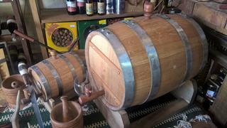 Barril De Roble 25 Litros Gigante Vino - Cerveza -