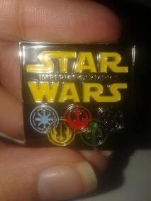 Pin Versão Exclusiva E Rara Rio 2016 Star Wars
