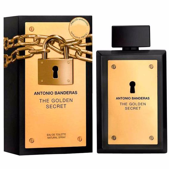 The Golden Secret De Antonio Banderas 100ml