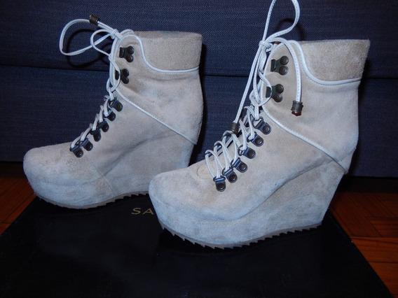 Zapatos Botinetas Sarkany