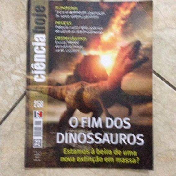 Revista Ciência Hoje 258 Abril 2009 O Fim Dos Dinossauros