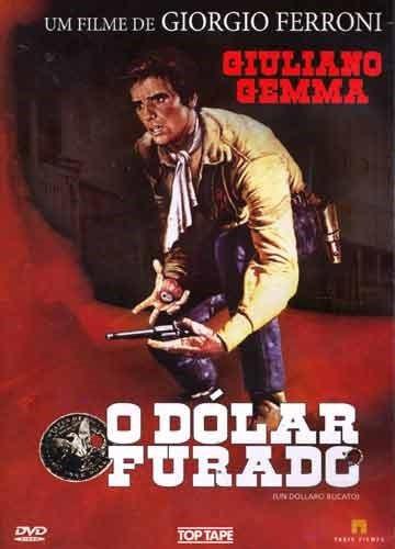 Dvd Filme O Dólar Furado - Giuliano Gemma