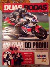 Revista Duas Rodas - 476 - Maio 2015 - Frete Grátis