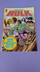 O Incrível Hulk Nº. 14 - Editora Abril - Raridade - Coleção