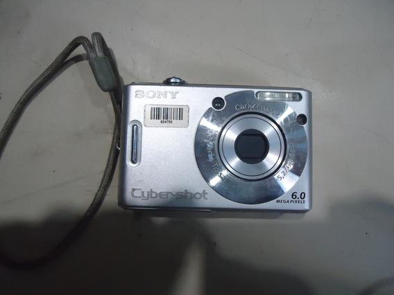 Câmera Digital Sony Cyber-shot Dsc-w30 ( Leia O Anuncio )