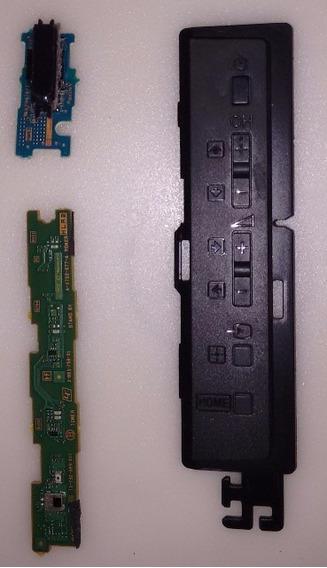Receptor De Controle + Teclado De Funções Tv Sony Kdl46cx525
