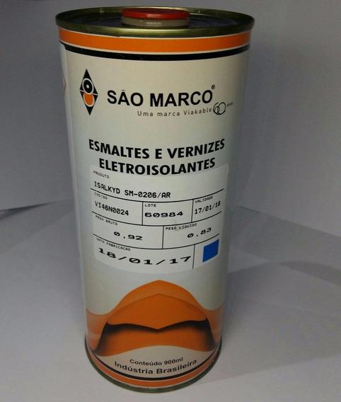 Verniz Eletro Isolante Secagem Ar Sm 206 Transformador Motor