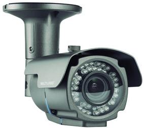 Câmera Varifocal Tvi Multilaser Se165 1080p 72 Leds