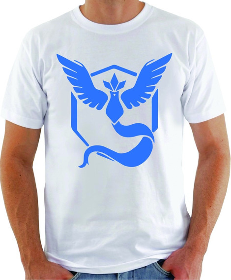 Camisa Pokemon Go Time Mystic