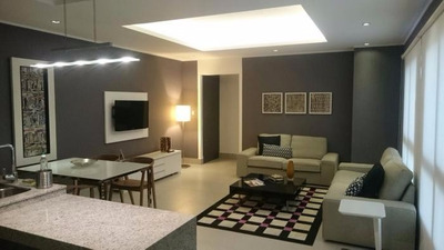 Alquilo Lujoso Apartamento Amueblado En Piantini