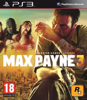 Max Payne 3 Ps3 Original Playstation 3 Original