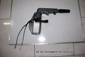 Manche Completo Conjunto/motor Yamaha 40 Hp/semi Novo