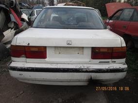 Honda Accord 1990-1993 En Desarme