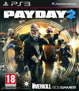 Payday 2 -ps3