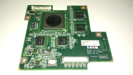 Placa Ls-1671 Compal Cl50