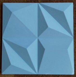 Fôrma Plástico Abs - Gesso E Concreto - Diamante 4