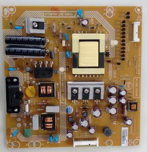 Placa De Fonte Philips 32pfl3707d Cod:715g5508-p03-000-002m
