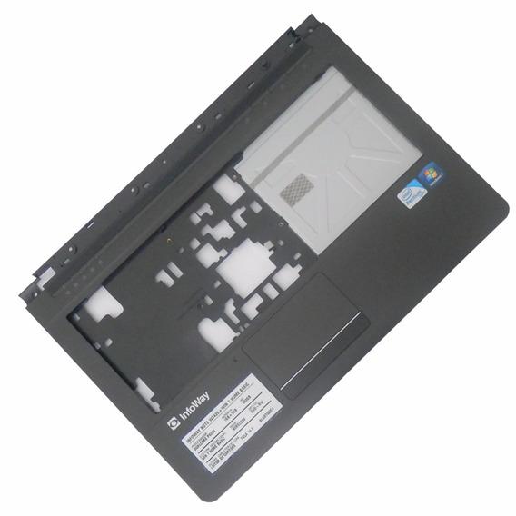 Carcaça Superior Touchpad Itautec W7425 / A7420 6-39-c4512-0