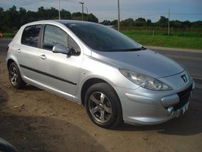 Muy Buen Auto, 307 1,6 Full, Permuto Y Financio Hasta 60 Cuo