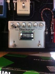Pedal Distorção/overdrive Blackstar Ht Dual Valvulado