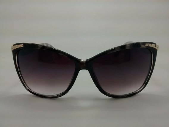 Óculos De Sol Otto - Cinza - Yd1381 - Ótica Das Lentes